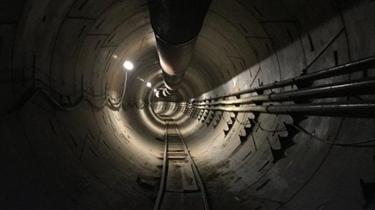 不僅是高鐵 馬斯克計劃打造城市下水道