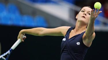 波蘭:著名網球選手拉德萬斯卡退役