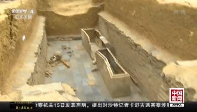 漢墓群初步勘探工作完成
