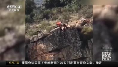 西班牙:懸崖邊生死相搏