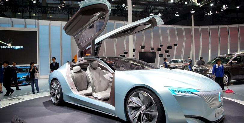 新華VR帶您走進2017廣州國際車展