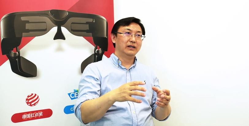 虛實結合 智能交互 用AR打造全新計算機交互係統——專訪亮風臺CEO 廖春元