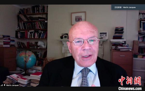 """马丁・雅克:为什么说中国是""""文明型国家""""的成功?"""