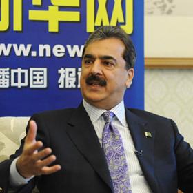 專訪巴基斯坦時任總理吉拉尼