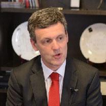 比利時駐華大使   馬懷宇