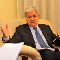 塔吉克斯坦駐華大使 阿利莫夫