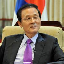 韓國駐華大使