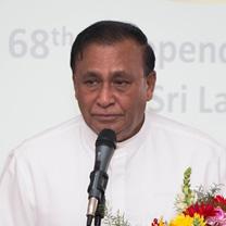 斯裏蘭卡駐華大使科迪圖瓦庫