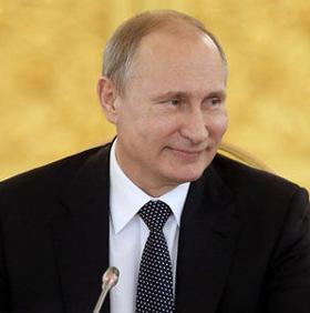 專訪俄羅斯總統普京