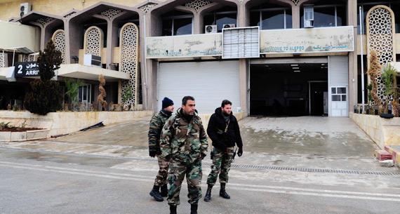 敘利亞局勢正呈現重要的歷史性轉折