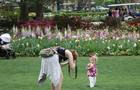 美國西南部地區最大的春季花卉展在達拉斯舉行