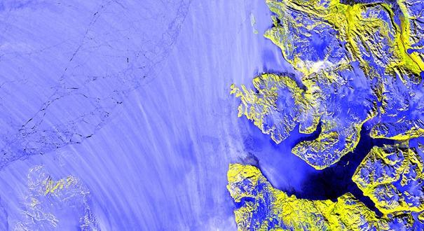 世界地球日 看最美地球藝術照(高清組圖)
