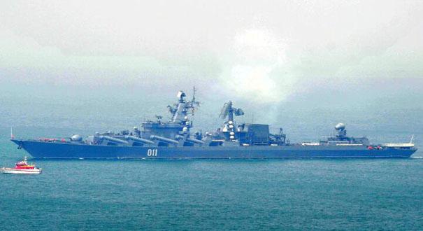 """中俄聯手海上""""亮艦""""!這些年,中俄舉行了哪些聯合軍演?"""