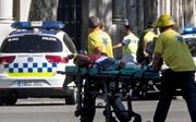 西班牙發生恐怖襲擊事件