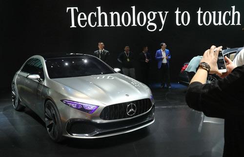 英媒:跨國車企離不開中國 在華利潤遠高于其他地方