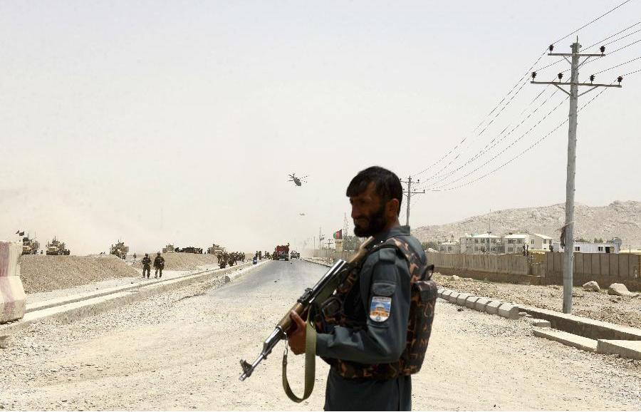 美媒:特朗普已簽署政令 同意增派4000軍人到阿富汗
