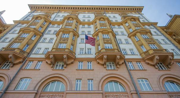 美國駐俄使館將從8月23日起暫停頒發非移民簽證 攝影師實地探訪