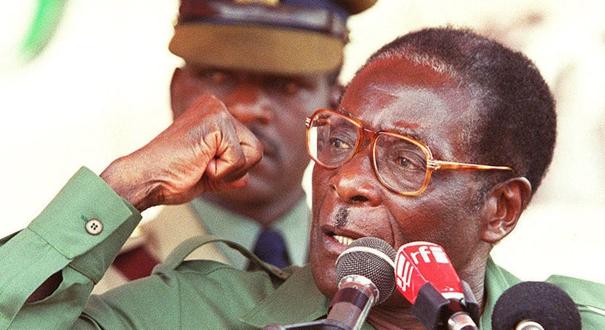 傳奇謝幕:穆加貝正式辭去總統職務