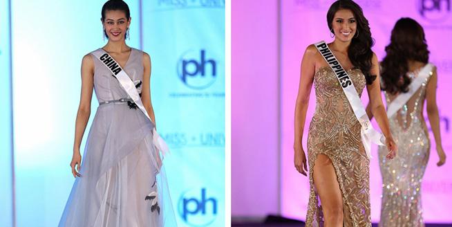 美國舉行環球小姐選美預賽