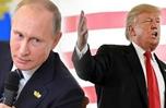 """外媒:特朗普稱同普京進行了""""極好的電話交談"""""""