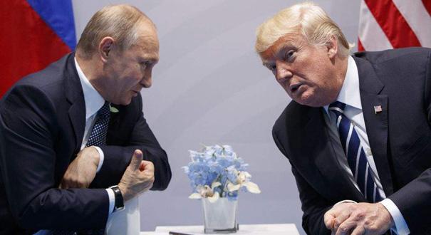 """狂煲""""電話粥""""!這些年,普京和特朗普都""""隔空""""聊了啥?"""