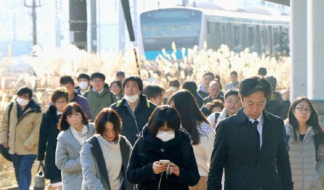日本JR京濱東北線高架電線出現故障 約22萬乘客受影響