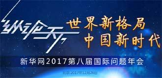 新華網2017第八屆國際問題年會