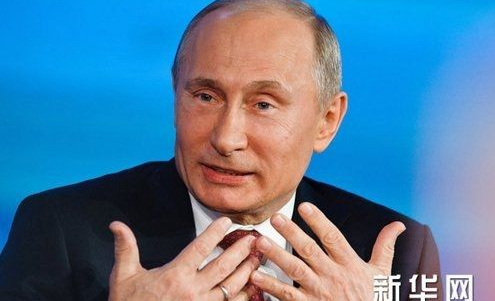 開設官方或私人社交賬戶助選總統?普京不想