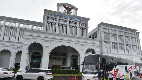 在泰國受傷的中國遊客無生命危險 部分遊客將按計劃返回國內