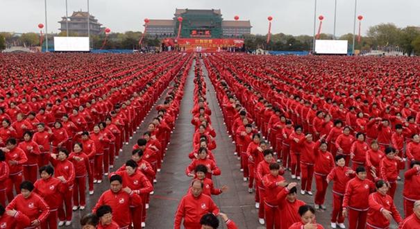 """吉尼斯紀錄在中國!細數那些中國創造的""""世界之最"""""""