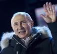 普京連任展現俄團結