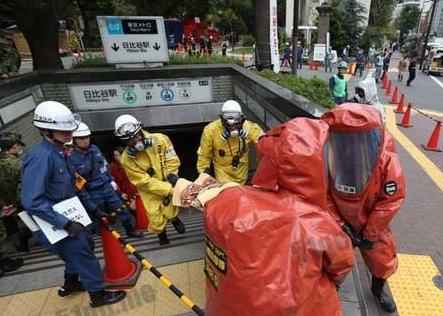 美媒:東京地鐵沙林毒氣案23周年 13人或將被執行死刑