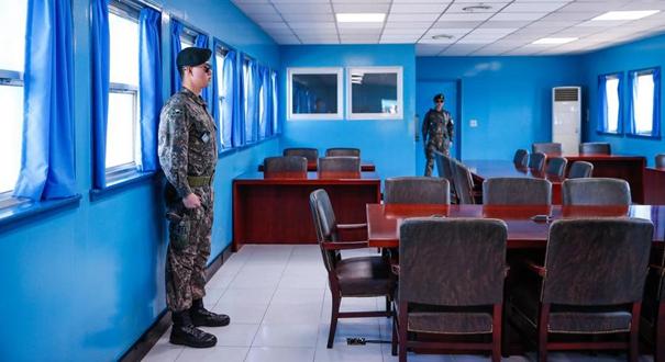 探訪板門店:韓朝首腦將在這裏會晤