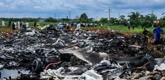 古巴一架客機墜毀