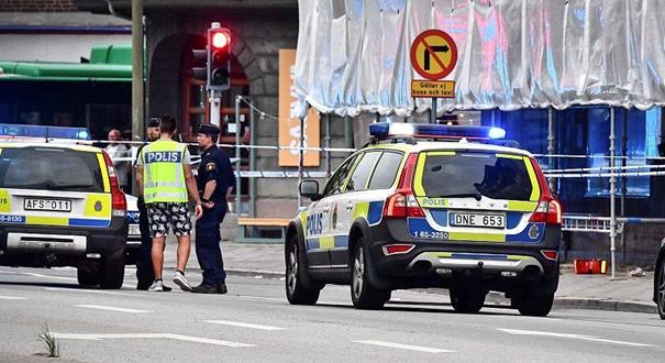 瑞典馬爾默市發生槍擊致4傷 民眾正慶祝世界杯