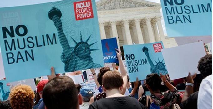 移民限制令放行 美國會更分裂嗎