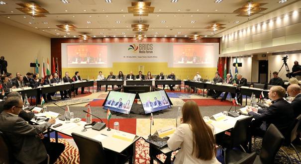 第三屆金磚國家媒體高端論壇開幕