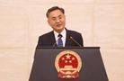 中國駐盧旺達大使饒宏偉:中盧務實合作有望邁上新臺階
