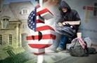 美媒:最低工資太低 美國收入不平等情況加劇兩極分化