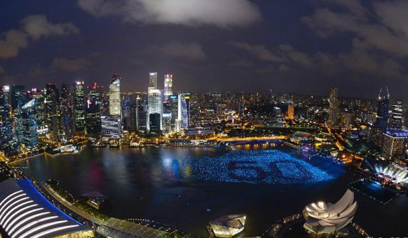新加坡交通解決方案很獨特