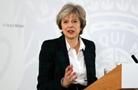 外媒:英首相將在聯大期間與特朗普討論英脫歐問題