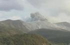 日本鹿兒島縣新岳火山再次爆炸性噴發