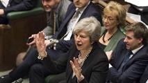 """英國議會欲修改""""脫歐""""協議"""