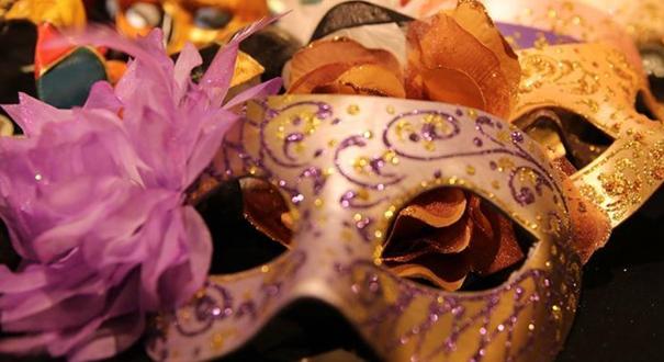 威尼斯狂歡節上探秘威尼斯面具