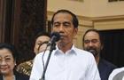 印度尼西亞現任總統佐科在總統選舉中獲得55.5%的選票 贏得選舉