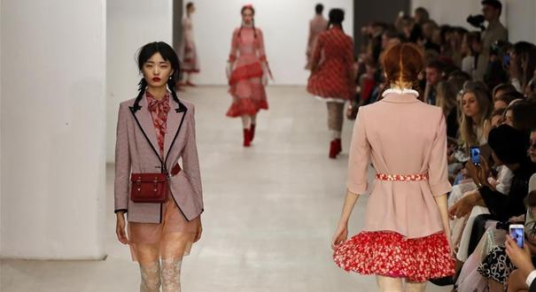 2020倫敦春夏時裝周開幕