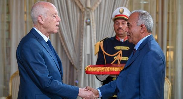 突尼斯總統授權傑姆裏組閣