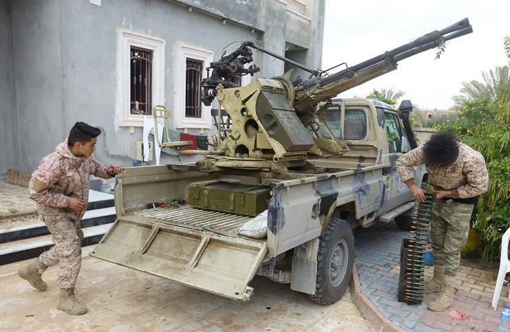 外媒:利比亞和平前景不容樂觀