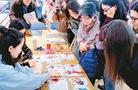 體驗中國年味 感知中華文化