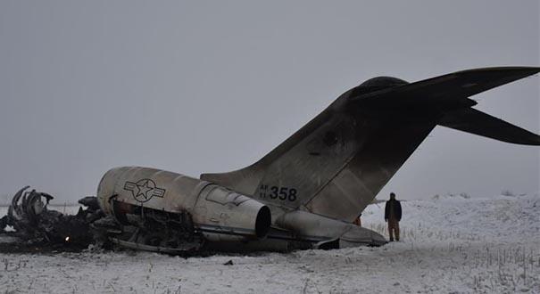 塔利班稱擊落一架美國中央情報局飛機